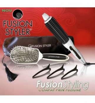 Fusion Styler - Sistemul de coafat prin fuziune