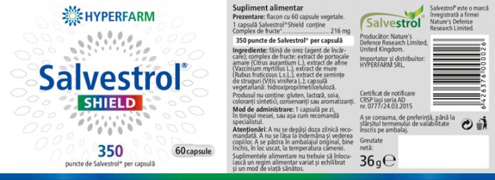Salvestrol SHIELD - 350 prospect
